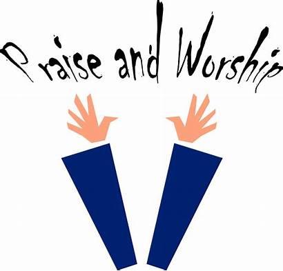 Children Clipart Worshipping Clipartpanda Worship Praise Yes