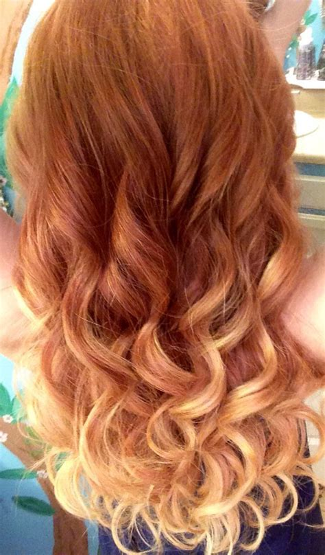 Pin By Suzy Land On Hair In 2019 Red Ombre Hair Hair