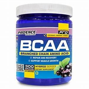Buy Proence Bcaa Powder  300 Gms Online Price In India