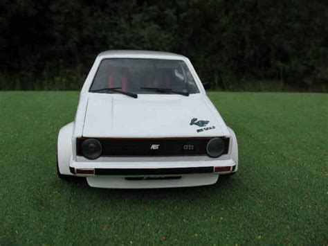 golf 1 gti kaufen volkswagen golf 1 gti kit abt solido modellauto 1 18