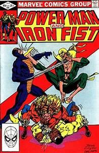 Power Man and Iron Fist Vol 1 84 - Marvel Comics Database