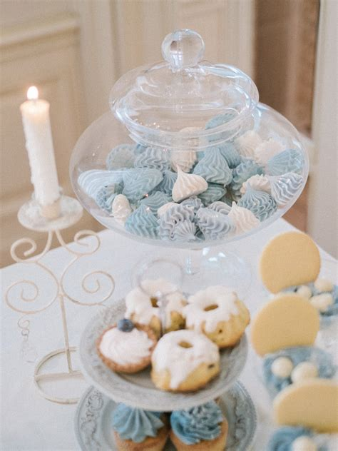 frosty blue winter wedding filled   brim