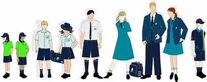Uniforms Secondary Middle College General Primary Community