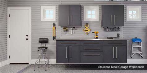 custom garage workbenches rugged organized
