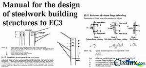 Manual For The Design Of Steel Building Structure To Ec3