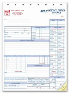 8 best images of invoice free printable order forms free With hvac service invoice forms