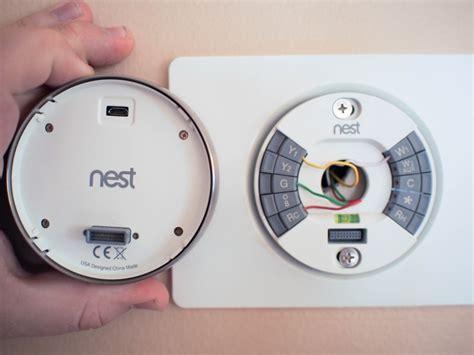 installing  nest