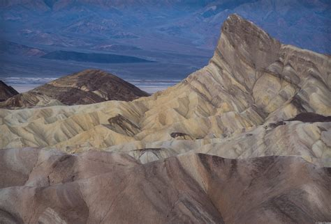 Photographic Sites In Death Valley National Park
