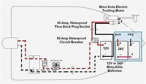 Motorguide 24 Volt Trolling Motor Wiring Diagram Gallery
