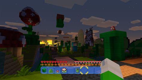 minecraft wii  edition   super mario mash