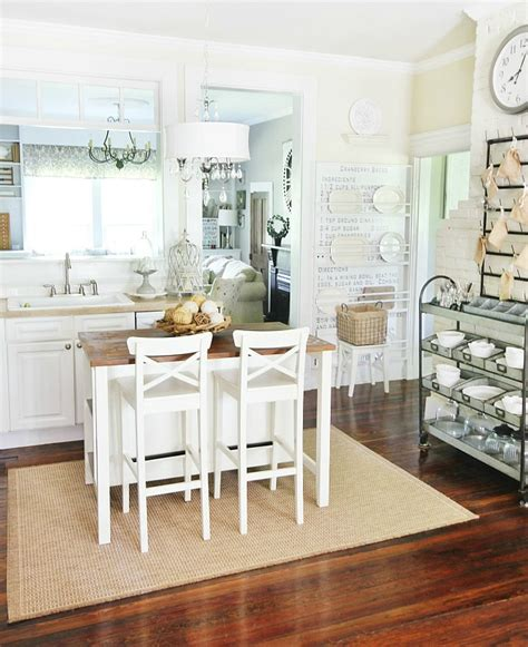 small cottage kitchen design ideas stunning farmhouse decor ideas projects the happy housie