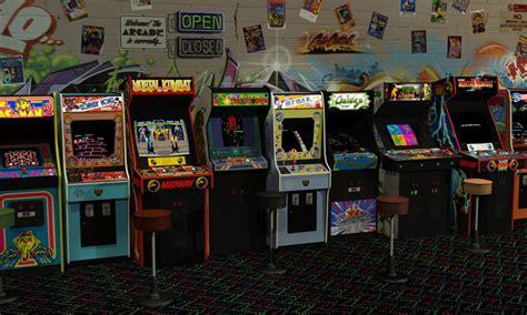 arcade machines     popular