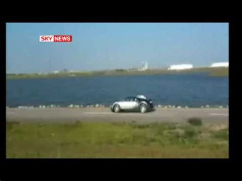 Bugatti Into Lake by Drives 2 Million Bugatti Into Lake
