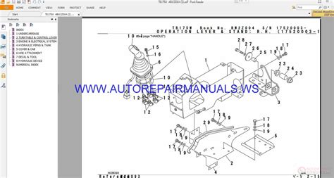 takeuchi tbw parts manual bwz auto repair manual forum heavy equipment forums