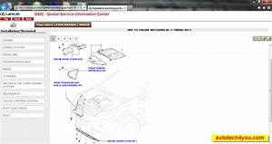 Lexus Rx400 2005 Service Manual