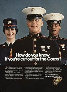 Recruiting Women Marines Sociological Images