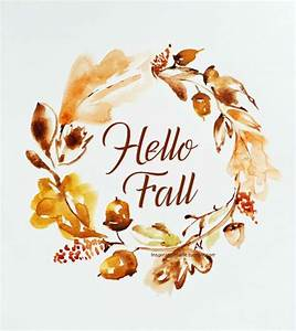 Pin by Carrie MakingLemonade on Printables | Fall, Hello ...