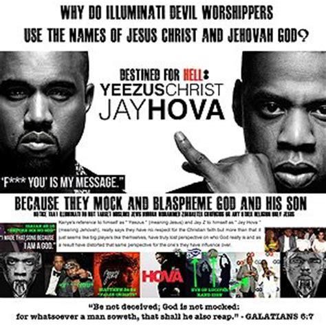illuminati names why do illuminati worshippers like z and kanye