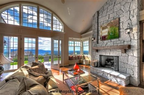 Amazing Living Room Design Ideas With Window Wall