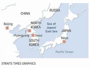 Tokyo, Does, Not, Own, Sea, Of, Japan, China, East, Asia, News, U0026, Top, Stories