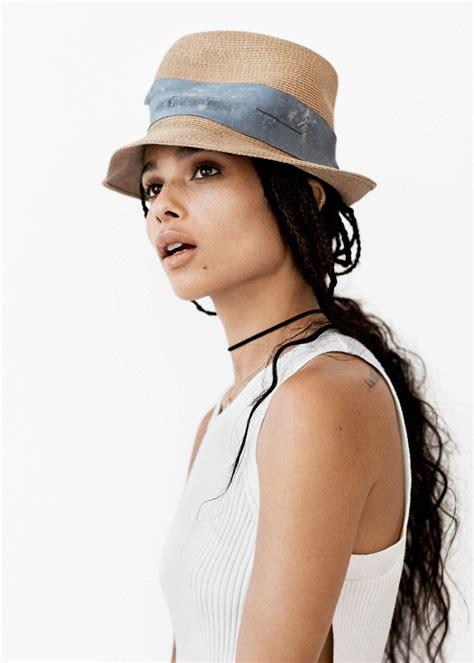 ZOE KRAVITZ by Josh Olins for Teen Vogue Magazine, March ...