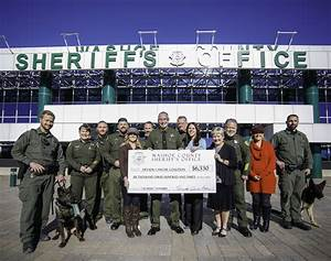 Sheriff's Office Staff Donates $6,330 From 'No-Shave ...