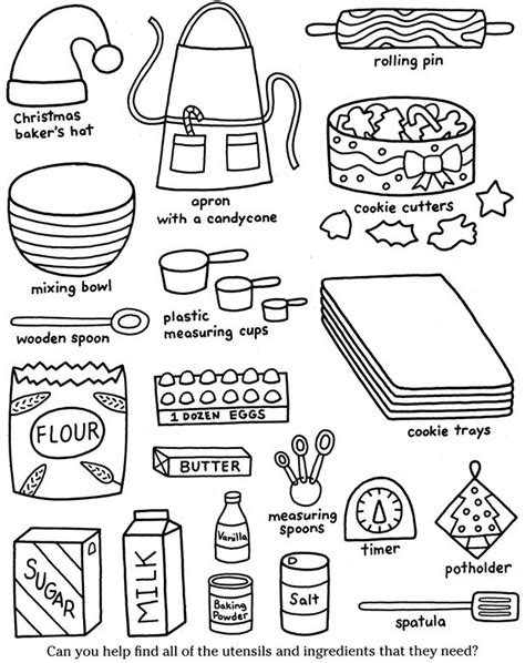 Alibaba.com offers 1,626 cookie coloring sheet products. Color & Cook CHRISTMAS COOKIES Dover Publications ...