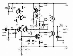 25 Watt Power Amplifier Based Mosfet