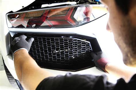 Peek Inside The Lamborghini Factory