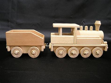 wooden locomotives toys  handmade wooden toy