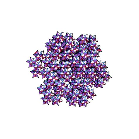 math monday fractal polyhedra clusters