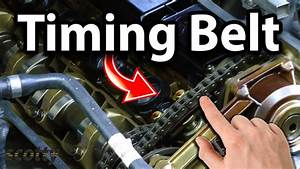 Finding If A Timing Belt Or Chain Is Worn