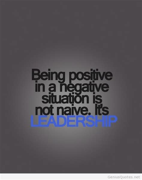 positive leadership quote  sayin pinterest