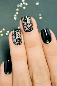 Elegant lace nail art designs for you