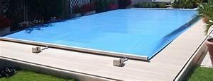 Bache A Barre Pour Piscine : quelles d marches pour construire une piscine viving ~ Nature-et-papiers.com Idées de Décoration
