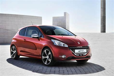 Peugeot 208 Gti Car Interior Design