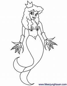 Atemberaubend Malvorlagen Kleine Meerjungfrau Bilder