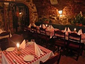 Mysig restaurang gamla stan