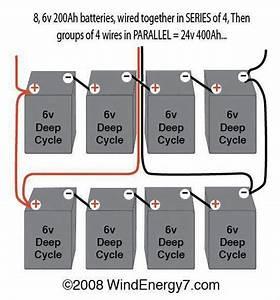 12 Volt 24 Volt Battery Wiring Diagram