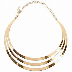 2016 Charm Choker Necklaces Women Gorgeous Metal Multi ...