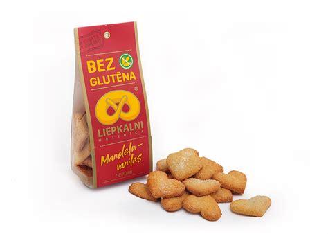 Mandeļu-vaniļas cepumi :: Liepkalni maiznīca