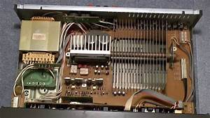 The 1988 Technics Su-v550 Amplifier Arrives