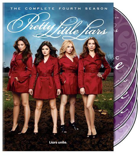 Free Pretty Little Liars: The Complete Fourth Season DVD ...
