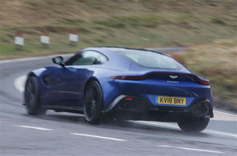 Review Aston Martin Vantage by Aston Martin Vantage Review 2019 Autocar