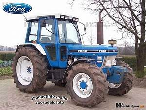 Ford 7810 Mark III - Ford - Machinery Specifications