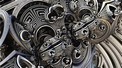 Machine Wallpapers Parts Head Desktop Tattoo 4k