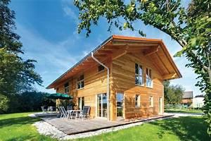 Ferienhaus Holz Bauen : ein ferienhaus aus holz von sonnleitner ~ Lizthompson.info Haus und Dekorationen