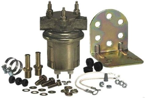 Carter Phd Universal Rotary Vane Electric Fuel Pump