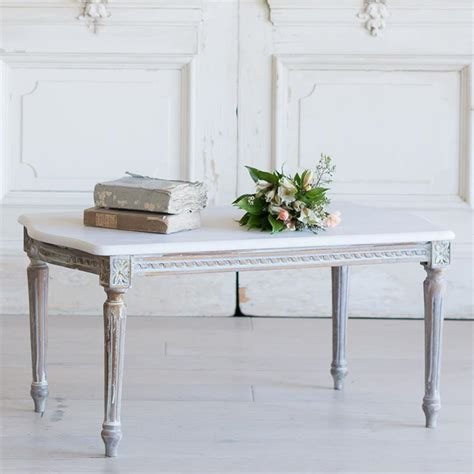 They include contemporary, traditional, country and transition options that combine two, three or four different style features. French Country Style Vintage Coffee Table: 1940 | Kathy Kuo Home