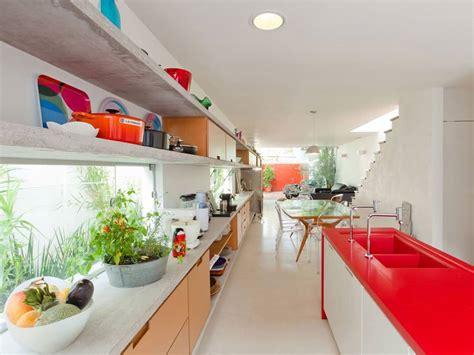 narrow  long house plan adapted  beautiful ergonomic